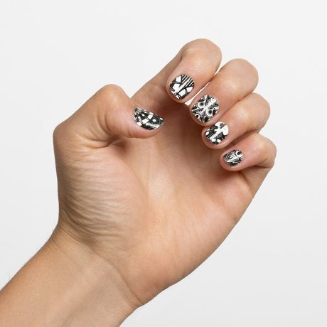 ncLA House of Hollywood Nail Wraps