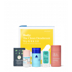 The Clean Deodorant Try-It Kit 2.0