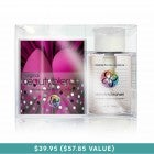 beautyblender® double + blendercleanser kit