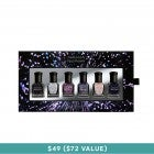 Deborah Lippmann Starlight 6 Mini Nail Polish Set
