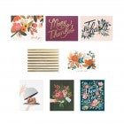 Rifle Paper Co. Birchbox Exclusive Thank You Card Set