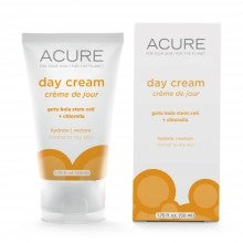 Acure Organics Day Cream Gotu Kola Stem Cell + 1% CGF