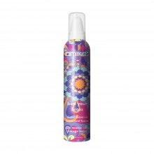 amika Bust Your Brass Violet Leave-In Treatment Foam