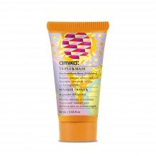 Spend $35+, get a free travel-size amika Triple Rx Mask