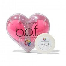 beautyblender BBF + mini solid cleanser