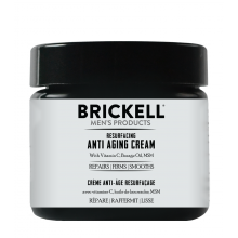 Brickell Men's Products Resurfacing Anti-Aging Cream