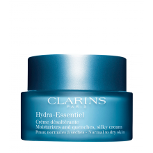 Clarins Hydra-Essentiel Silky Cream - Normal to Dry Skin