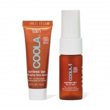 Spend $50+, get a free COOLA® Gradual Sunless Tan Duo