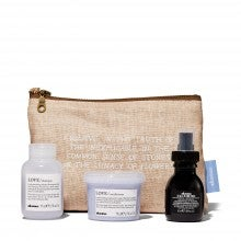 Davines LOVE Smoothing Travel Kit