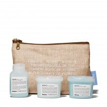 Davines MINU Color-Treated Hair Travel Kit
