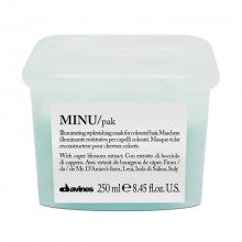 Davines MINU Hair Mask - For Color-Treated Hair