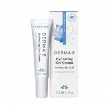 derma e® Hydrating Eye Cream with Hyaluronic Acid