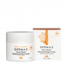 DERMA E Very Clear® Moisturizing Cream