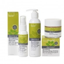derma e® Soothing Collection with Pycnogenol®
