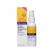 derma e® Evenly Radiant® Brightening Serum