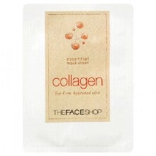 Face Shop Collagen Mask Sheet