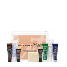The Birchbox x Kiehl's Grooming to Go Kit