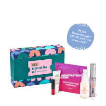 Birchbox Beauty Gift Card Bundle - 6 Month Subscription