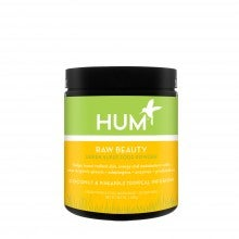 HUM Nutrition Raw Beauty Green Superfood Powder - Coconut & Pineapple Tropical Infusion