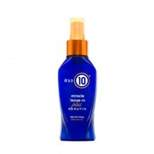 It's a 10® Miracle Leave-In Product Plus Keratin