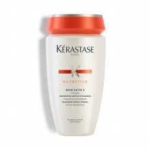 Kérastase Nutritive Bain Satin 2 - Shampoo for Dry Hair