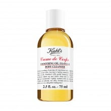 Kiehl's Creme de Corps Smoothing Oil-to-Foam Body Cleanser - 2.5 oz.