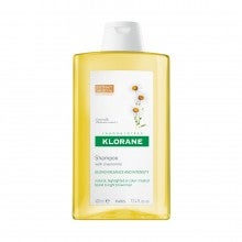 Klorane Shampoo with Chamomile - For Blonde Hair