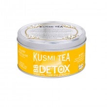 Kusmi Tea Paris Beauty Beverage Detox 4.4 oz. Tin