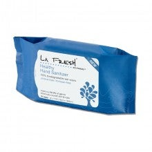 LA FRESH® Healthy Hand Sanitizer Wipes