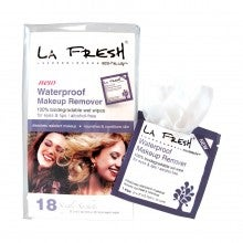 LA FRESH® Eco Beauty Waterproof Makeup Remover - Individual Packets