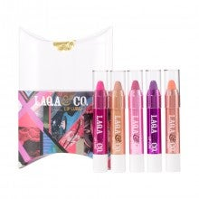 LAQA & Co. Lip Lube Fiver Giftbox Assorted