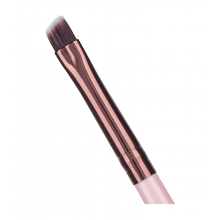 Luxie Beauty 215 Small Angle Rose Gold Brush