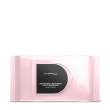 M·A·C Cosmetics Gently Off Wipes + Micellar Water