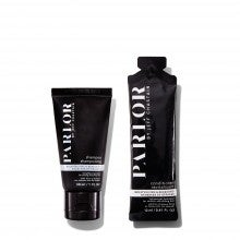 Spend $25+, get a free PARLOR® by Jeff Chastain Moisturizing & Repairing Shampoo and Conditioner sample duo
