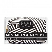 Pinch Provisions® Criss Cross Minimergency® Kit
