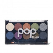POP Beauty Bright Up Your Life Eye Shadow Palette - Smokin' Hot
