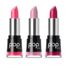 POP Beauty Matte Velvet Lipstix Trio