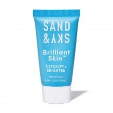 Spend $35+, get a free Sand & Sky Brilliant Skin™ Purifying Pink Clay Mask deluxe sample