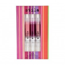 stila tiki lip glaze trio