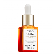 Sunday Riley C.E.O. Glow Vitamin C + Turmeric Face Oil - 0.5 oz.