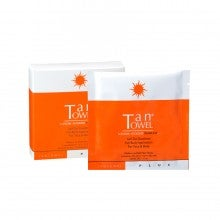 TanTowel® Plus Formula Self-Tan Towelettes Full Body