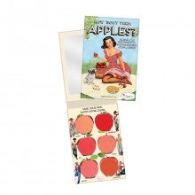 theBalm® cosmetics How 'Bout Them Apples?® Lip and Cheek Cream Palette