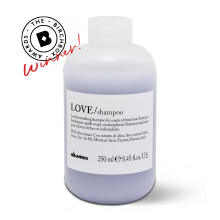 Davines LOVE Smoothing Shampoo - For Coarse or Frizzy Hair