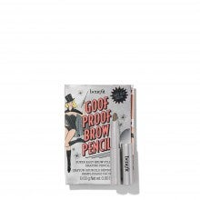 Spend $25+, get a free Benefit Cosmetics goof proof brow pencil deluxe sample in 2 Light