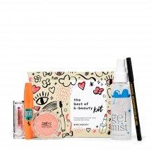 Spend $50+, get a free Best of K-Beauty kit