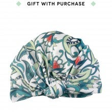 SOLD OUT: Spend $50+, get a free Louvelle Shower Turban