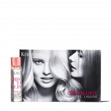 Spend $25+, get a free Kérastase Cristalliste Lumiere Liquide - Shine Serum deluxe sample