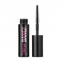 With any full-size Benefit Cosmetics mascara purchase, get a free Benefit Cosmetics BADgal BANG! Bigger, Badder, Volumizing Mascara deluxe sample