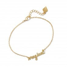 Spend $35+, get a free Wanderlust + Co. Magical Gold Bracelet