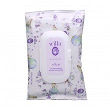 willa® Lavender Facial Towelettes
